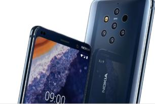 Nokia 9 PureView: Upgrade nach Android 10 wird verteilt