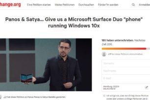 Surface Duo mit Android – Geht ja gar nicht….