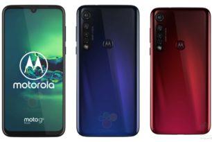 Motorola Moto G8 Plus: Bilder & erste Daten landen im Netz