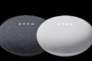 Google Nest Mini: Neuer Speaker offiziell vorgestellt