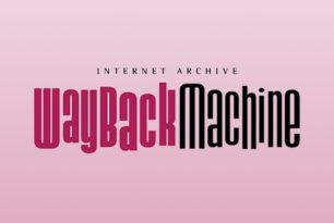 Wayback Machine: Vergleichen von Webseiten-Versionen nun möglich