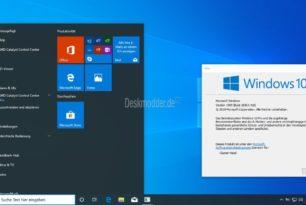 Windows 10 1909 ohne Store App in der Taskleiste nach Neuinstallation