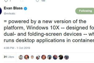 Windows 10X – Das neue System für Dual- und faltbare Geräte?