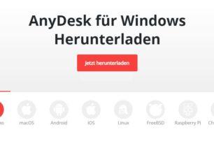 AnyDesk 5.4.0 mit neuen Funktionen und Fehlerbehebung