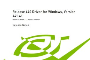 GeForce 441.41 WHQL Treiber (Game Ready) ist optimiert für einige Spiele [Update: 6.12.]