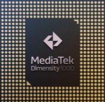 MediaTek Dimensity 1000 5G Prozessor offiziell vorgestellt
