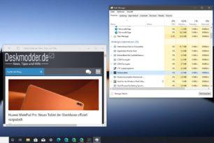 Microsoft Edge: PWAs werden wie eine native App erscheinen