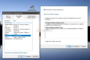 .NET Framework Reparatur Tool wurde aktualisiert