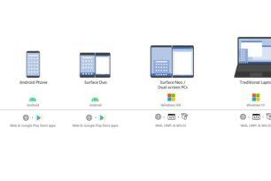 Surface Neo und Duo – Microsoft startet die App-Entwicklung
