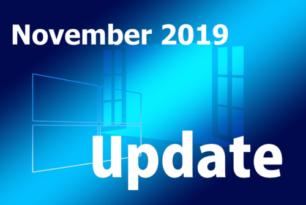 Windows 10 1909 per Windows Update für weitere Geräte mit Windows 10 1809 verfügbar