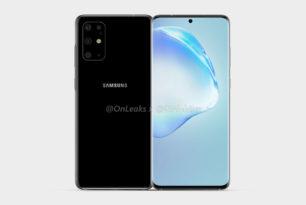 Samsung Galaxy S11: So soll es aussehen