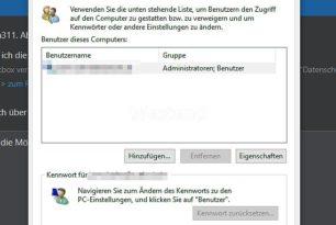 Windows 10 2004: Automatische Anmeldung im A/B-Test entfernt [Update: Entwarnung]