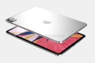 iPad Pro 2020 mit iPhone 11 Pro Kamera [Render-Bilder]