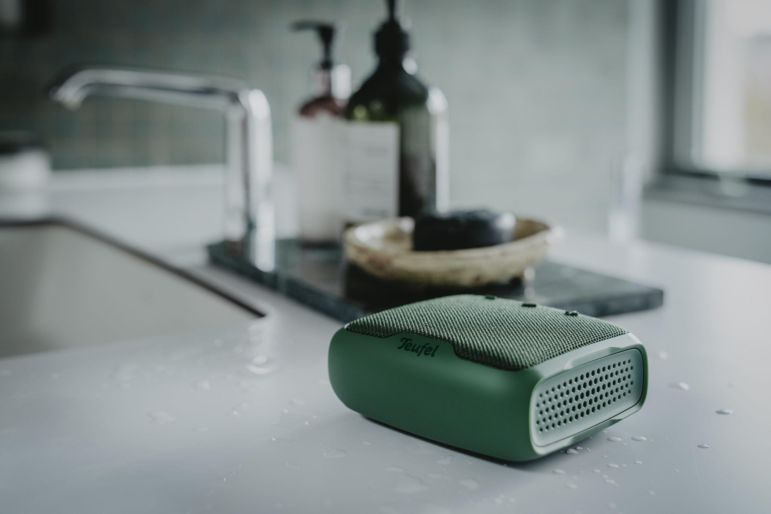 Teufel Boomster Go: Kompakter Bluetooth-Lautsprecher ...