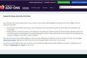 Avast und AVG Firefox Erweiterungen wurden von der Add-On Seite entfernt [Update: Stellungnahme]