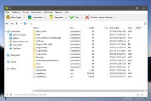 PeaZip 7.0 steht mit vielen Verbesserungen zum Download bereit