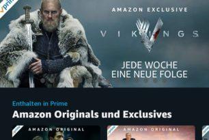 Amazon Prime Video App mit neuer Funktion