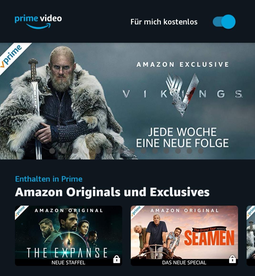 Streaming - Netflix beliebter als Amazon Prime