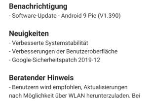 Nokia 7.2 erhält Update mit Verbesserungen