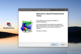 UltraUXThemePatcher 3.7.1 unterstützt nun auch die Windows 10 20H2