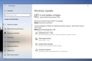 Windows 10 19041 im Fast und Slow Ring erschienen