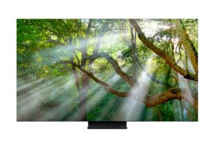 [CES 2020] Samsung Q950TS: Fast rahmenloser 8k QLED-TV präsentiert