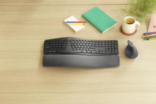 Logitech ERGO K860: Neue Tastatur vorgestellt