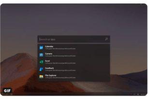 PowerLauncher (Schnellsuche) wird in den PowerToys integriert für Windows 10