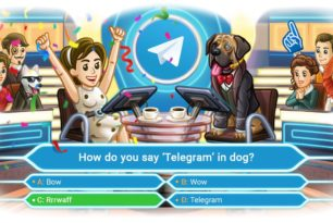 Telegram 1.9.7 – Umfragen verbessert, Quiz und mehr