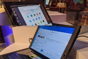 Windows 10X nur mit Tabletmodus und weiteren interessanten Dingen auf dem ThinkPad X1 Fold