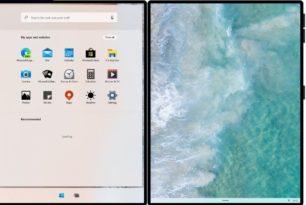 Dual-Screen SDK Preview können heruntergeladen werden