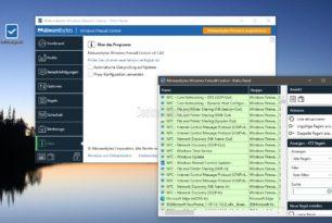Windows Firewall Control 6.1.0.0 mit Verbesserungen und wichtigen Fehlerbehebungen