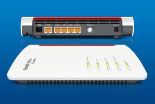 FRITZ!Box 6660 Cable mit FRITZ!OS 7.23 und FRITZ!Box 5530 Fiber mit FRITZ!OS 7.21