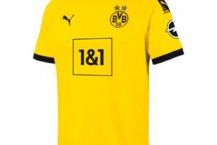 1&1 wird neuer Trikotsponsor bei Borussia Dortmund