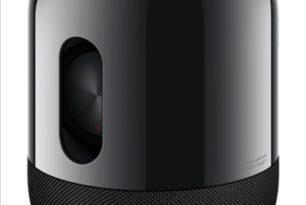 Huawei Sound X: Huaweis smarter Lautsprecher kommt nach Deutschland [Update: Ab sofort verfügbar]