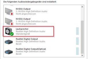 """Windows 10 – Problem """"Keine Tonausgabe in einer virtuellen Maschine"""" beheben"""