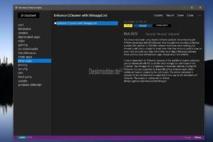 Debotnet wird nun offiziell aufgegeben – SharpApp übernimmt