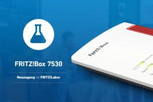 FRITZ!Box 7530 mit Labor 7.19-76431