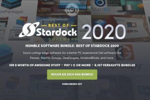 Humble Bundle: Stardock Software – Bezahle was du willst