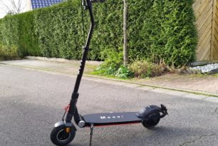 Moovi E-Scooter StVO Pro im Test [+ Video]