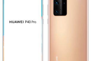 Huawei P40 & P40 Pro: Weitere Pressebilder landen im Netz
