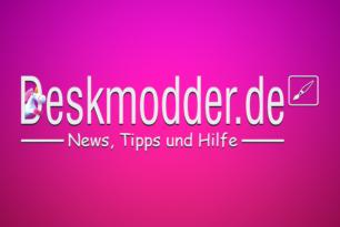 In eigener Sache: Deskmodder.de im neuen Design