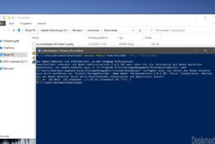 PowerShellGet 3.0 Preview 1 steht zum Download bereit
