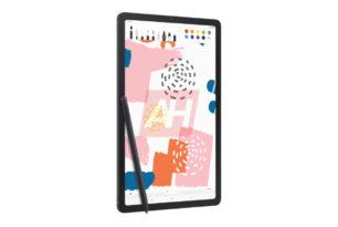 Samsung Galaxy Tab S6 Lite: Erstes Bild zeigt Mittelklasse-Tablet mit Eingabestift