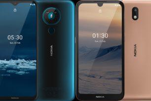 Nokia 5.3 & Nokia 1.3 offiziell vorgestellt