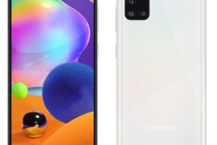 Samsung Galaxy A31 vorgestellt