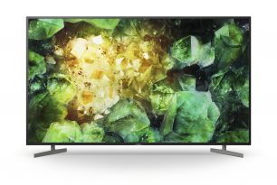 Sony 4K HDR LCD-Fernseher XH81, XH80 & X70 verfügbar