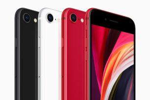 Apple: iPhone SE (2. Generation) vorgestellt