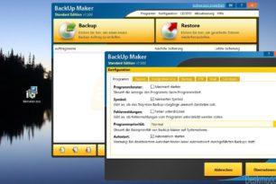 ASCOMP Backup Maker wurde aktualisiert + Gewinnspiel
