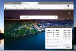 Microsoft Edge 81.0.416.58 (Stable) schließt weitere Sicherheitslücke